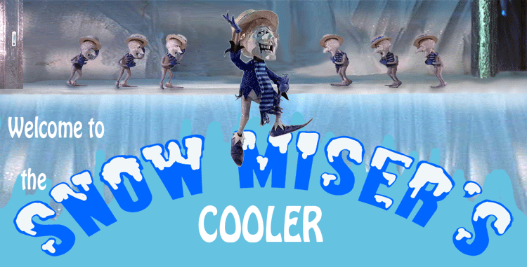 The Snow Miser's Cooler